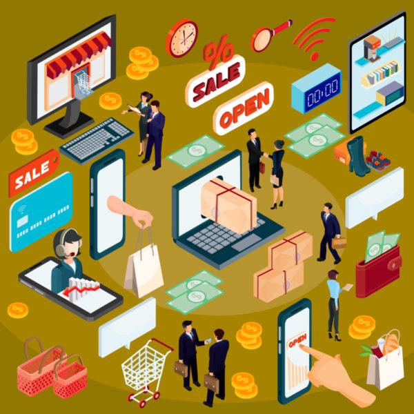 Sim Sales Retail